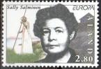 PIA  -  ALAND  -  1996  : EUROPA  (Yv   113-14 ) - Aland