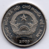 VIETNAM 200 DONG 2003 - Vietnam