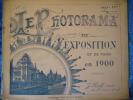 -Le Photorama De L´Exposition De 1900-N°34- - Travel & Entertainment