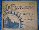 -Le Photorama De L´Exposition De 1900-N°35- - Reise & Fun