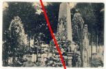 PostCard - Rethel - Heldengräber Französischer Krieger Von 1870/71 Auf Dem Freidhof - Feldpost 1915 - Rethel
