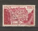TUNISIA - 1956 VIEWS 75f RED USED  SG 422 - Tunisia (1956-...)