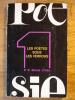 POESIE 1 - LES POETES SOUS LES VERROUS - N°20 De NOVEMBRE DECEMBRE 1971  Revue DESNOS LACENAIRE NERVAL MAROT VIAU VILLON - Poésie