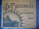-Le Photorama De L´Exposition De 1900-N°39- - Reise & Fun