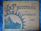 -Le Photorama De L´Exposition De 1900-N°43- - Reise & Fun