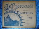 -Le Photorama De L´Exposition De 1900-N°44- - Reise & Fun