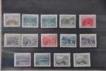 B260 ++ OOSTENRIJK AUSTRIA ÖSTERREICH 1932 ANK 530-543 KLEINE LANDSCHAFTSBILDER CAT 1000€ MNH NEUF ** POSTFRIS - Ongebruikt
