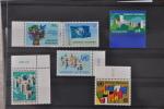 B269 ++ UNITED NATIONS UNO VN WIEN VIENNA  1979 ANK 1-6 MNH ** - VN