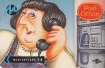 Mercurycard POST OFFICE - [ 4] Mercury Communications & Paytelco