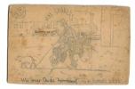 Truchtersheim Cpa Dessin Affranchi - Cartes Postales