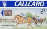 Irlanda IRISH HORSE RACING (2 Scans) - Irlanda