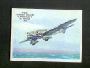 Image Elesca N° 58 : Avion Trimoteur Couzinet Arc-en-Ciel De Mermoz . - Autres