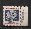 United States 1982  ** - United States