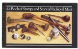 G.B.: 1983 'The Story Of The Royal Mint' Stamp Booklet SG DX4 - Booklets