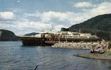 Three Ferries: M. V. Malaspina, M.V. Taku, & M.V. Matanuska, Alaska Marine Highway, Alaska, 1940-1960s - Estados Unidos