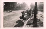 HANOÏ Boulevard GAMBETTA Par Temps De Brume Et JONQUES Sur Le LAC ROUGE 2 Cartes écrites Dans Une Même Correspondance TB - Viêt-Nam