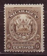 NICARAGUA - 1909 -YT N° 255 - * - - Nicaragua