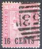 MAURITIUS 1883 Wmk CC  - Yv.67 (Mi.64 II, Sc.77) Used (perfect) VF - Mauritius (...-1967)