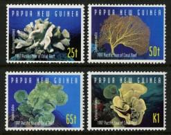 Papua New Guinea - Faune Marine - NEUFS *** (MNH) - Papua New Guinea