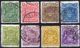 BRITISH SOUTH AFRICA COMPANY 1898 - Ex Yv.57-66 - Grossbritannien (alte Kolonien Und Herrschaften)