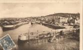 HONFLEUR    Le Port Et La Cité Saint Léonard - Honfleur