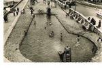 76 -VEULES LES ROSES - Seine Maritime- La Piscine D´Enfants - Cpsm-Paypal Sans Frais - Veules Les Roses