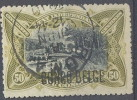 Nr 35L   AFGEST.  MU  OBLIT   BOMA [E11] - Belgian Congo