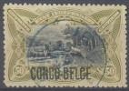 Nr 35L   AFGEST.  MU  OBLIT - 1894-1923 Mols: Used