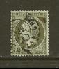FRANCE - Yvert - 19a - 1862 Napoleon III
