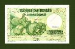 *Belgie - Belgique * 50 Francs Type Anto Carte*1945**Lot 0361 - [ 2] 1831-... : Belgian Kingdom