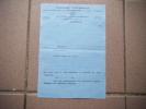 Document Vierge - Compagnie Continentale Des Compteurs CCC A Colombes ---------------------3517 - Vieux Papiers