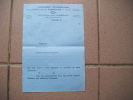 Document Vierge - Compagnie Continentale Des Compteurs CCC A Colombes ---------------------3520 - Vieux Papiers