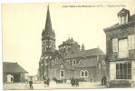 Maure De Bretagne - L'église Et La Place - Otros Municipios