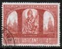 VATICAN   Scott #  435  VF USED - Vatican