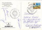 $3-1562- Lions International - Cartolina Viaggiata - Annullo Speciale Varazze - F.g. Viaggiata - Cartes Postales