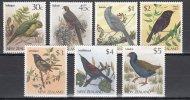 NEW ZEALAND NOUVELLE ZELANDE NUOVA ZELANDA NEUSEELAND UCCELLI OISEAUX BIRDS VOEGEL AVES MNH NEUFS ** GOMMA INTEGRA NZ - Ohne Zuordnung