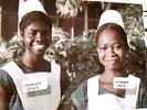 ANGEHENDE  KRANKENSCHWETERN  GHANA  SUISSE SVIZZERA STAMP  VB1966 Pro Patria 10  DL954 - Ghana - Gold Coast
