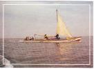 Bateau De Pêche Immatriculé BUO 4989 - Voiliers
