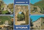 Croatia, Dalmacija, Ston - Croatie
