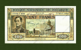 *Belgie - Belgique * 100 Francs Type Dynastie **1949** Lot 9006 - [ 2] 1831-... : Belgian Kingdom