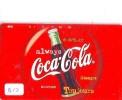 Télécarte Japon * COCA COLA  (812)  JAPAN PHONECARD * TELFONKARTE * COKE * - Advertising