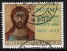 VATICAN   Scott #  487  VF USED - Vatican