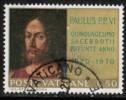 VATICAN   Scott #  489  VF USED - Vatican