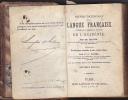Dictionnaire De La Langue Française D´après L´académie. Ch. Martin - Dictionnaires