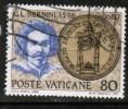 VATICAN   Scott #  673  VF USED - Vatican