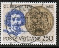 VATICAN   Scott #  674  VF USED - Used Stamps