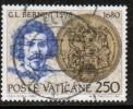 VATICAN   Scott #  674  VF USED - Vatican