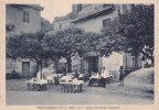 Monte Compatri- Castelli Romani-roma -trattoria Diana-animata-viaggiata 1940-bella - Italia