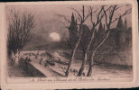 Paris Le Pont Au Change, Eau Forte Par Ch Pinet (2339) - Unclassified