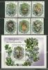 """Jamaica        """"Princess Diana-Overprinted""""     Set  & Souvenir Sheet   SC# 539-45  MNH** - Royalties, Royals"""